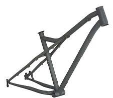 """26"""" Fatbike Stahl-Rahmenset von P.O.G. mit Gabel unlackiert Rahmenhöhe 20 Zoll"""