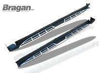 To Fit 2012+ Hyundai Santa Fe (IX45) Aluminium ABS Running Boards Side Steps