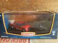 Greenlight Hobby Exclusive First Cut Set 2015 Ford F-150 Xlt Pickups