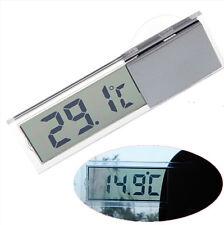 1X Mini Indoor Car LCD Digital Display Room Home emperature Meter Thermometer UK