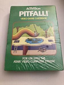 Pitfall! Atari Activision 1982 Classic Vintage Video Game SEALED NIB Atari 2600