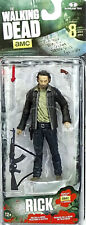 "RICK GRIMES 5"" /12cm FIGUR THE WALKING DEAD VON McFARLANE TOYS AMC TV SERIE 8"
