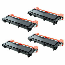 4 Pack TN660 TN630 HY Toner For Brother MFC-L2700DW MFC-L2720DW MFC-L2740DW
