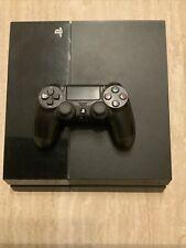 Sony PlayStation 4 - Black PS4 500GB + Controller (Full Setup)