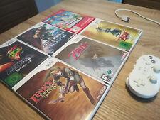 Wii Spiele TOP Auswahl (Komplett OVP) + Zubehör