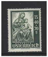 Lightly Hinged Austrian Stamps