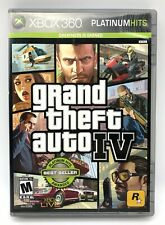Grand Theft Auto IV 4: Platinum Hits Edition - Xbox 360 - Tested and Complete