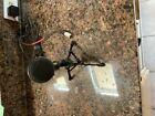 Audio-Technica Cardioid Condenser XLR Microphone - Black