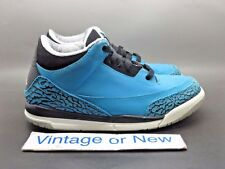 Nike Air Jordan III 3 Powder Blue Retro PS 2013 sz 3Y df13d79ea