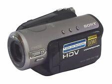 Sony handycam hdr-hc3e MiniDV/HDV videocámara-digital HD video camera grabador