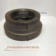 """6""""x 5"""" Anvil STEAM reducing coupling -6x5 cast iron  coupler"""