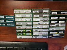 Lot Of 25 - 4Gb Ddr2 Ddr3 Server Memory