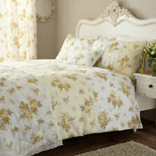 Single Duvet Cover Bedding Set_Catherine Lansfield Annabella Lace Shabby Chic