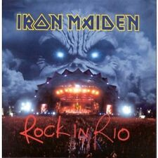 Iron Maiden - Rock In Rio (Live) [CD]