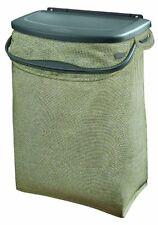 Hidden Recycle Bag Bin Cabinet New Under Waste Gallon Over Door Trash Kitchen