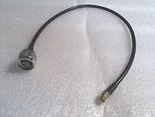 SMA to N Type RF Cable -400mm  - Male to Male