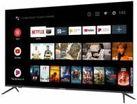 """Konka 55U55A 55"""" 4K Ultra HD HDR Android TV w/ Built-in Google Assistant  & HDMI"""