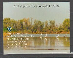S36183 Moldova 2005 Europa Cept MNH Booklet Gastronomía