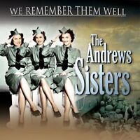 Andrews Sisters Il - Noi Remember Them Ebbene Nuovo CD