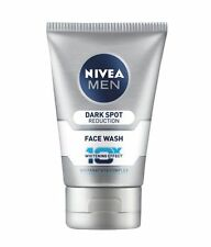 Nivea Men Dark Spot Reduction Face Wash 10 X whitening 100 gm Free Shipping