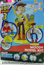 TOY STORY 3 WOODY LIGHTYEAR MODEL KIT