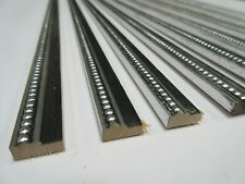 Limed Slip Wood Moulding for Box Frames 45mm or 29mm by 6mm Picture Framing