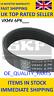 Micro V-Belt Belt Multi Ribbed Aux Alternator Drive 6PK/2211 VKMV 6PK2211
