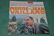 Vinyle 33 Tours - Pierre-Jean Vaillard - Histoires de Rire - 680247TL - LP Rpm