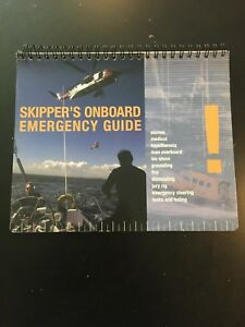 Skippers Onboard Emergency Guide New & Reduced Last One!