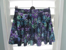 Ladies, girls short flare skirt, size 8 by paperheart.