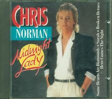 Chris Norman - Midnight Lady Ariola Express Germany Cd