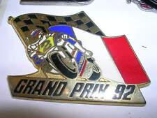 PIN'S MOTO  /  GRAND PRIX 92  / HONDA  /   SUPERB