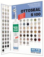 Otto Chemie Silicone/Silicone S 100 Premium Sanitario 300 ML Colori a-G