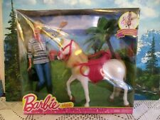 Barbie Doll Loves Her Horse ~ Cfn42 ~ 2014 Nrfb