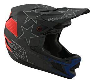 Troy Lee Designs D4 CARBON MIPS Freedom Helmet XL