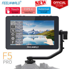 FEELWORLD F5 Pro 5.5 Inch Touch Screen 4K HDMI Field Monitor IPS FHD1920x1080