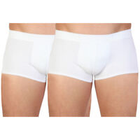 DATCH BOXERS HOMME BIPACK BLANC 07U0037_BIPACK_101