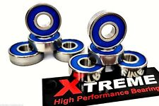 16 pack 627 RS ABEC 9 Xtreme HIGH PERFORMANCE ROLLER SKATE BEARINGS QUAD INLINE