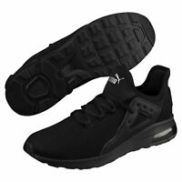 PUMA Electron Street Men's Sneakers US Size 9.5 - BLACK - BRAND NEW WITH BOX