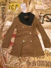 VIVIENNE WESTWOOD ANGLOMANIA FITTING RINDING JACKET COAT SIZE 42