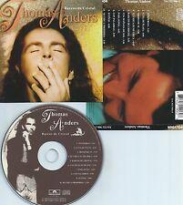 THOMAS ANDERS-BARCOS DE CRISTAL-1994-USA-POLYDOR INTL. LATIN AMERICA-CD-MINT-