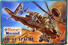 Roco Minitanks 718: mc Donneil Douglas ah-64 Apache, kit en 1/87, n e u & OVP