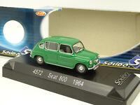 Solido 1/43 - Seat 800 Verte 1964