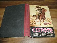 Jose mallorqui -- coyote (# 1) cabalguen // HC de alemán series libro editorial 1951