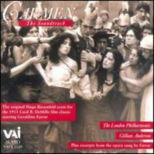 Carmen - Carmen (1915) (Original Soundtrack) [New CD]