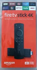 Amazon Fire TV Stick 4K w/Alexa Voice Remote- 3ND GEN Brand New!