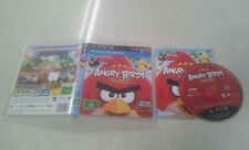 Angry Birds Trilogy PS3 Game USED