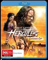 HERCULES (2014) Blu ray - Dwayne Johnson NEW + SEALED (Aus Seller)