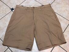 "Polo Ralph Lauren Shorts Mens 34 Stretch Classic Fit 9"" Inseam Beige NWT $75"