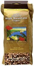 JAMAICA HIGH MOUNTAIN MEDIUM ROAST 16OZ WHOLE BEANS ARABICA COFFEE
